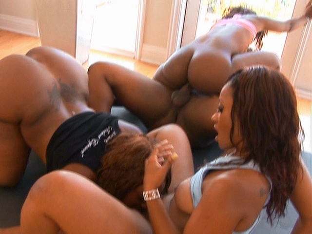 ebony cherokee d ass