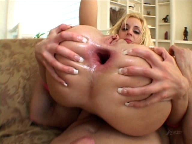 Masturbates Both Holes Hd