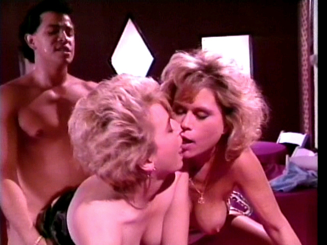 PLAY: Alluring babes Dusty Rose, Debbie Foley and Purple Passion have an all out orgy