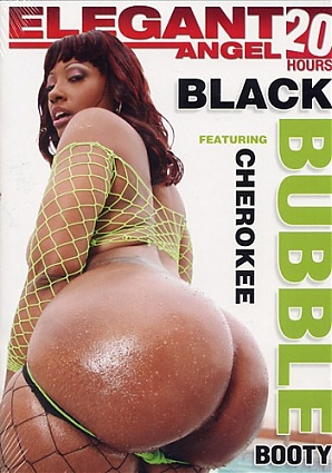 Black Bubble Booty - 5 DVD Set