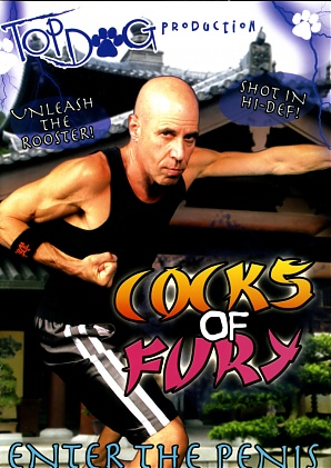 Cocks Of Fury: Enter The Penis