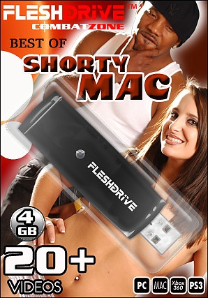 20+ Best of Shorty Mac Videos on 4gb usb FLESHDRIVE&8482;