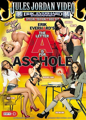 The Letter A is for Asshole (2 DVD Set)