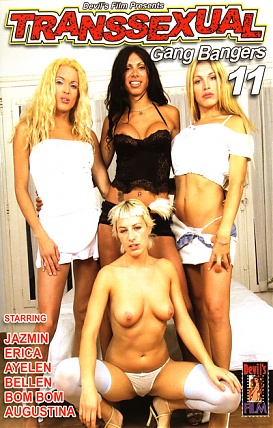 Transsexual Gang Bangers 11