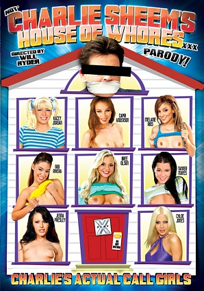 Not Charlie Sheem's House of Whores XXX Parody