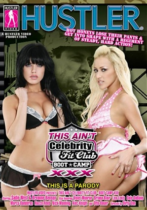 This Ain't Celebrity Fit Club Boot-Camp XXX Parody