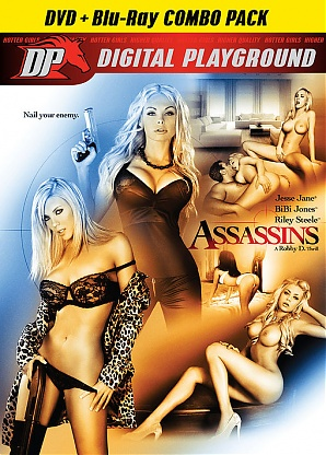 Assassins (2 DVD Set) DVD/Blu-ray Combo