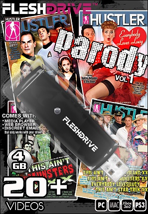 20+ Parody Vol. 1 4gb USB FLESHDRIVE
