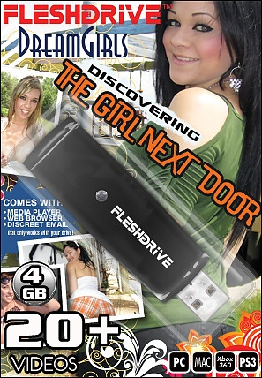 20+ Discovering The Girl Next Door Video on 4gb usb FLESHDRIVE