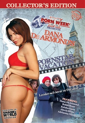 Pornstar Vacation (Dana De Armond)