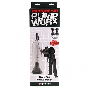Pump Worx: Thick Dick Power Pump