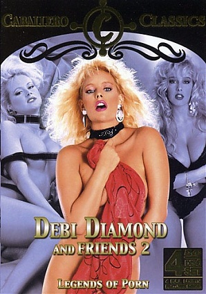 Debi Diamond and Friends 2 (4 DVD Set)