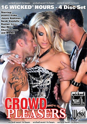 Crowd Pleasers (4 DVD Set) 16 hours (2018)