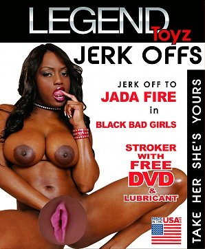 Legend Toyz Jerk Off To Jada Fire