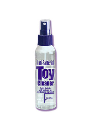 * Anti Bacterial Sex Toy Cleaner