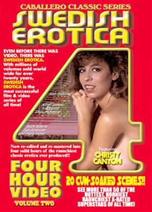 Swedish Erotica Superstar 2 : Christy Canyon