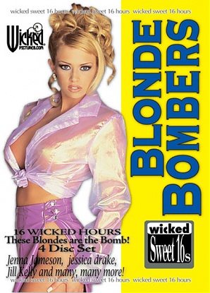 Blonde Bombers (4 DVD Set)