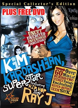 Kim Kardashian Superstar With Free DVD