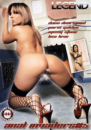 Anal Invaders Dvd 91