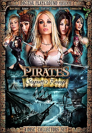Pirates 2: Stagnetti's Revenge (4 DVD Set)