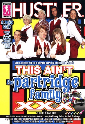 This Ain't The Partridge Family XXX Parody (2 DVD Set)