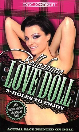 Belladonna Sex Toy 110