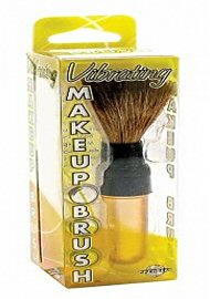 Vibrating Make Up Brush - Gold (104159)