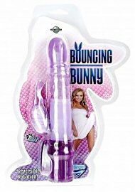 Bouncing Bunny W/p Purple (104349)