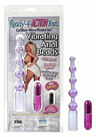 Vib Anal Beads W/proof-Lavender (104403)