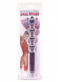 Flexible Anal Beads Purple (104894.6)