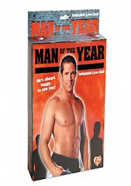 Man Of The Year Inflatable Doll (106323)
