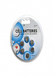 Replacement Cell Batteries-  6 Pack (106712)