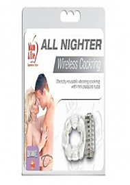 All Nighter Wireless Cockring (107010)