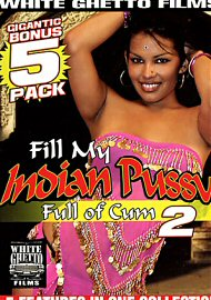 Fill My Indian Pussy Full Of Cum 2 (5 DVD Set) (109440.2)