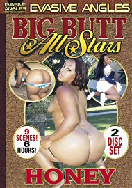 Big Butt All Stars: Honey (2 DVD Set) (109504.10)