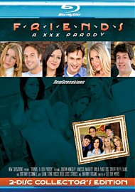 Friends A Xxx Parody (disc 1 Only) (110178.150)