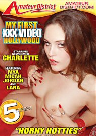 My First XXX Video Hollywood Horny Hotties (110662.2)