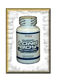 Longboy Tablets- 60/ Bottle (110894)