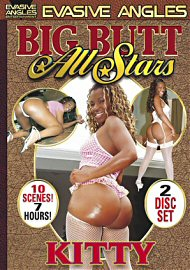 Big Butt All Stars: Kitty (2 DVD Set) (110931.10)