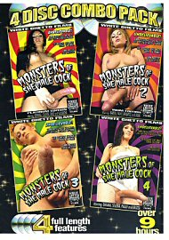 Monsters Of She Male Cock (4 Dvd Set) (111156.1)