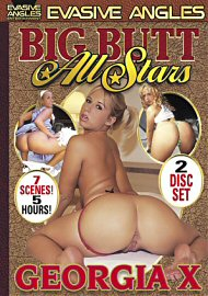 Big Butt All Stars: Georgia X (2 DVD Set) (111279.2)
