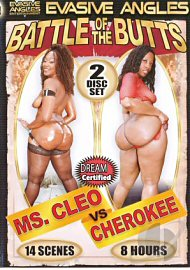 Battle Of The Butts : Ms. Cleo Vs Cherokee (2 DVD Set) (111653.10)