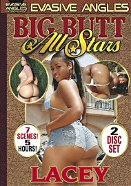 Big Butt All Stars : Lacey (2 DVD Set) (111957.9)