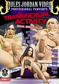 Transsexual Activity (112060.25)