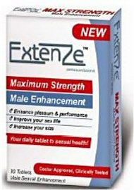 Extenze Mens 30 Tablet Box (112156)