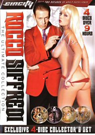 Rocco Siffredi The Ultimate Collection (4 Dvd Set) (112264.20)