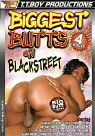 Biggest Butts On Blackstreet (4 Hours) (112549.5)