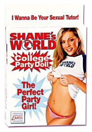 College Party Doll- Shane'S World (112761)