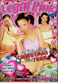 All I Want For Christmas Is A Teen (3 Dvd Set) (113337.6)