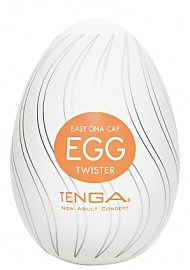 Tenga Egg - Twister (113827.10)